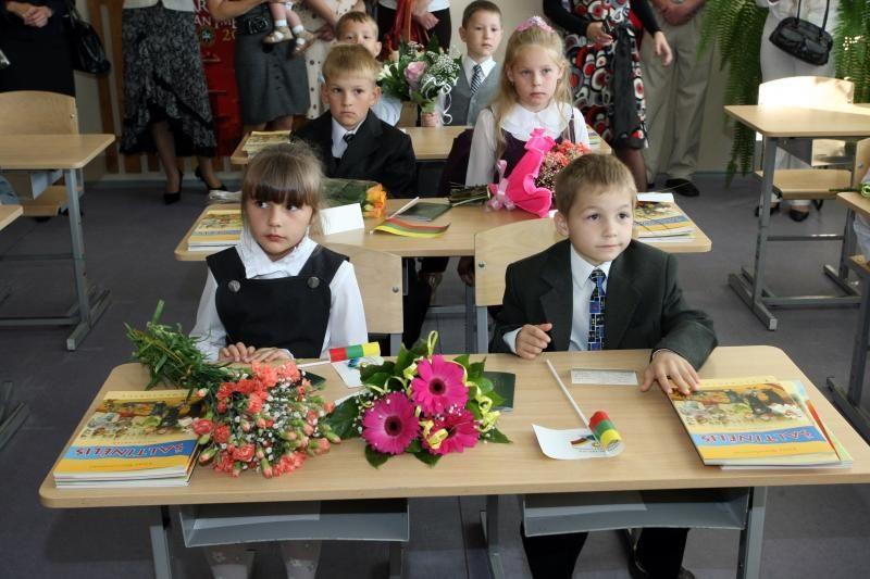 Remontai Klaipėdos mokyklose nenutrūks ir po rugsėjo 1-osios