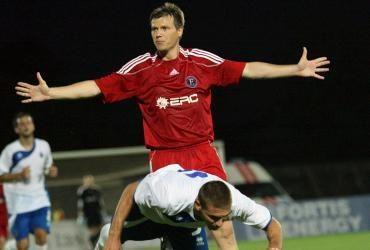 V.Trakys sezoną baigs Škotijos futbolo čempionate