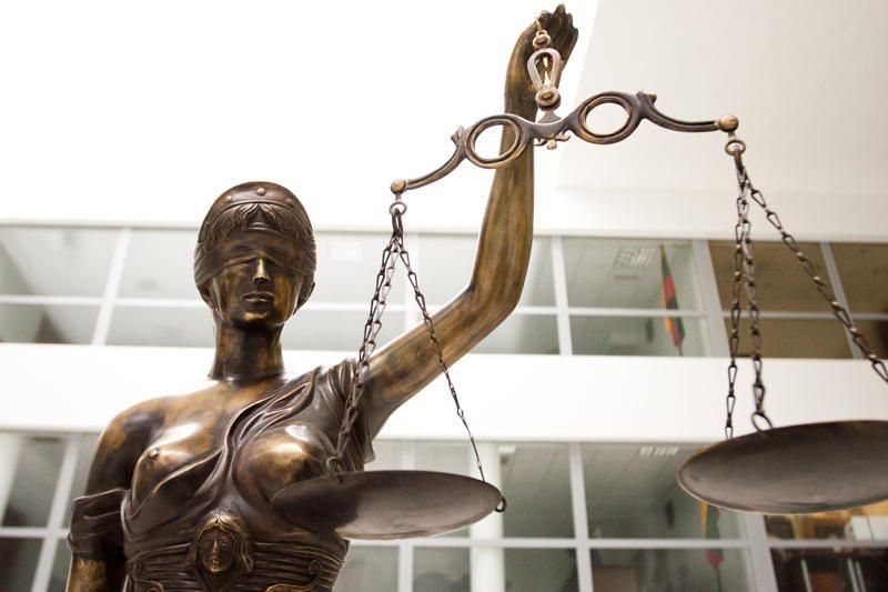 Teisėjui pagailo ne aukos, o jos išniekinimu kaltinamo vyro