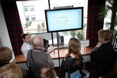 Kiekvieno mokinio gebėjimai ir pomėgiai – mokytojo kompiuterio ekrane