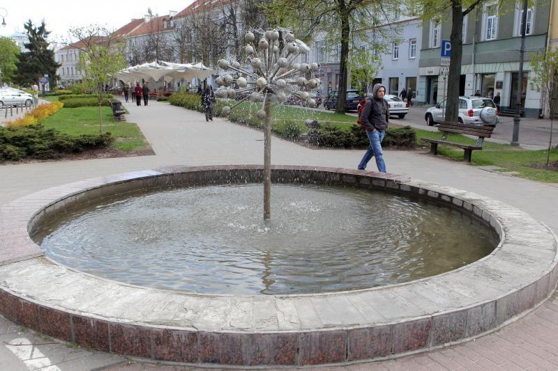 Planuojama, atgaivinti fontaną Vokiečių gatvėje