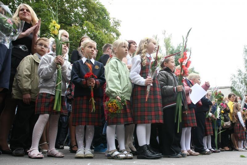 Daugiau Kauno mokyklų mokslo metus pradės rugsėjo 3-iąją (sąrašas)