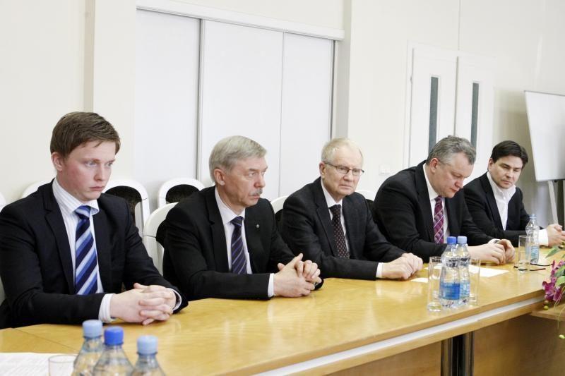 Didžiausiems uostamiesčio mokesčių mokėtojams - susitikimas su valdžia