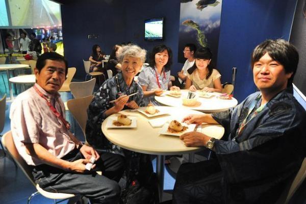 Japonė Expo parodai jau paaukojo 89 dienas ir 250 tūkst. litų
