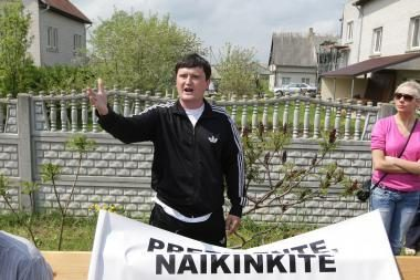 Panevėžio teismas išteisino D.Kedžio dukrą gynusį M.Kuprevičių