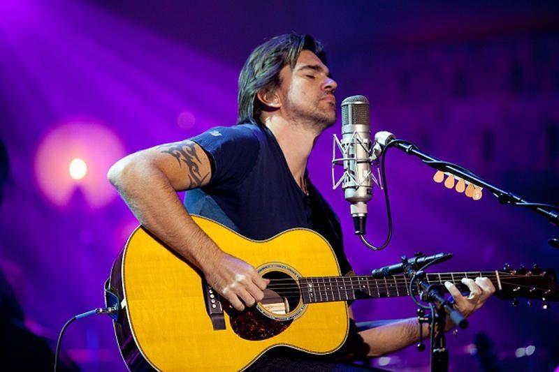 Vilniuje koncertuos Lotynų Amerikos žvaigždė Juanes