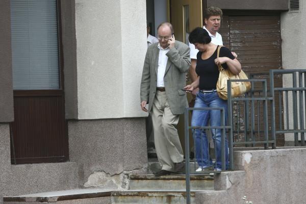 Seimo viešbutyje mirė parlamentaras Algis Rimas (papildyta 19.20)