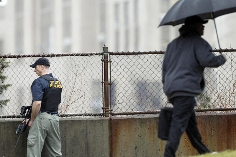 JAV psichiatrijos klinikoje per susišaudymą žuvo du žmonės
