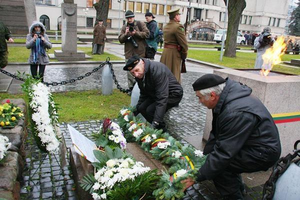 Kaune paminėta kariuomenės diena