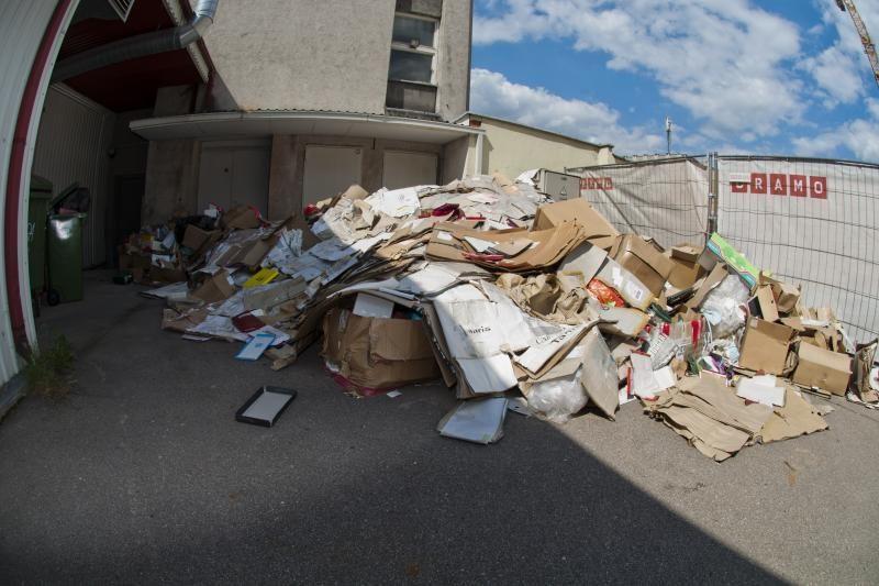 Požeminiai šiukšlių konteineriai atkeliaus ir į Klaipėdą