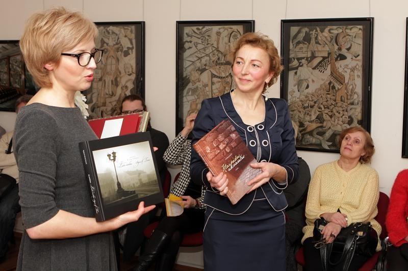 Klaipėdos knygų rinkimuose laurus skynė jaunieji leidėjai