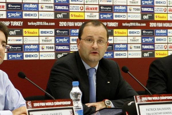 FIBA vadovas: ką lietuviai valgo?