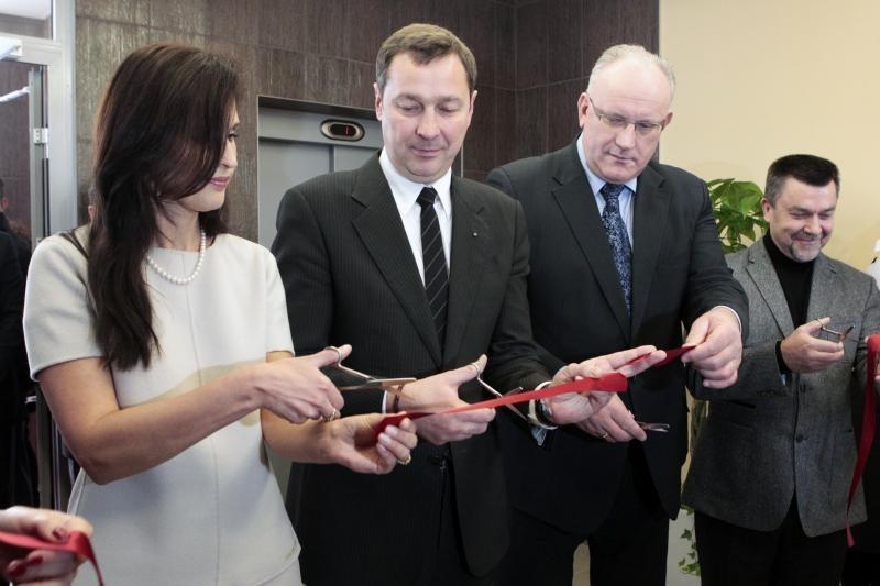 Pilaitėje duris atvėrė pirmoji nauja poliklinika per nepriklausomybę