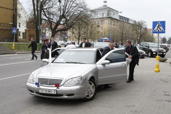 Klaipėdoje – Baltarusijos ministro pirmininko vizitas