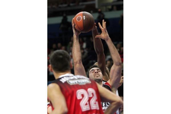 "Eurolyga: ""Lietuvos rytas"" – ""Cholet Basket"" 92:80"