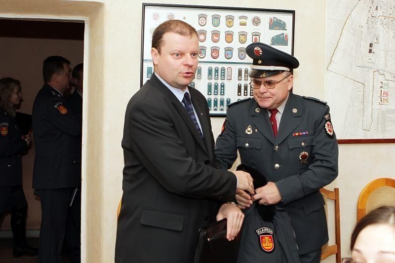 Klaipėdos apskrities policiją papildys Žemaitijos komisariatai