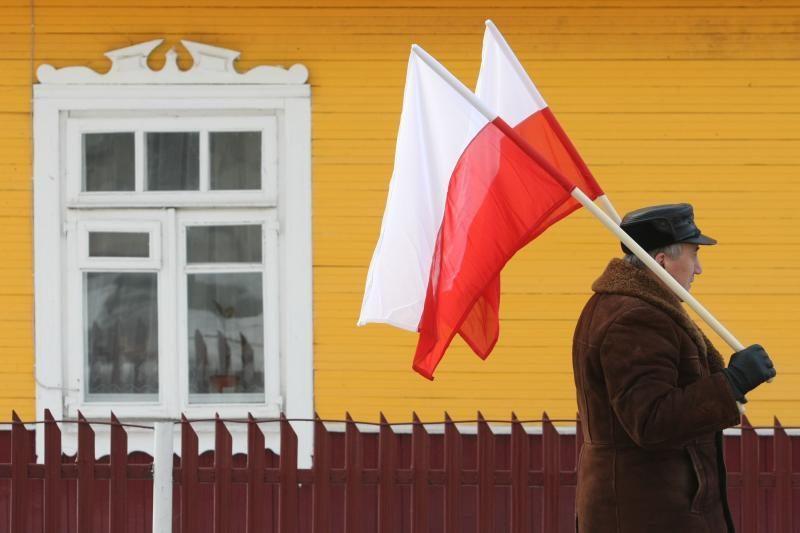 Ministras: Lietuvos ir Lenkijos požiūris į saugumo klausimus sutampa