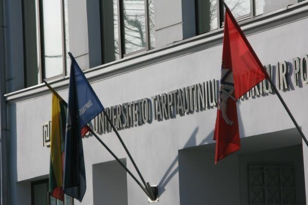 Politologų kalvei vadovaus R.Vilpišauskas (papildyta)