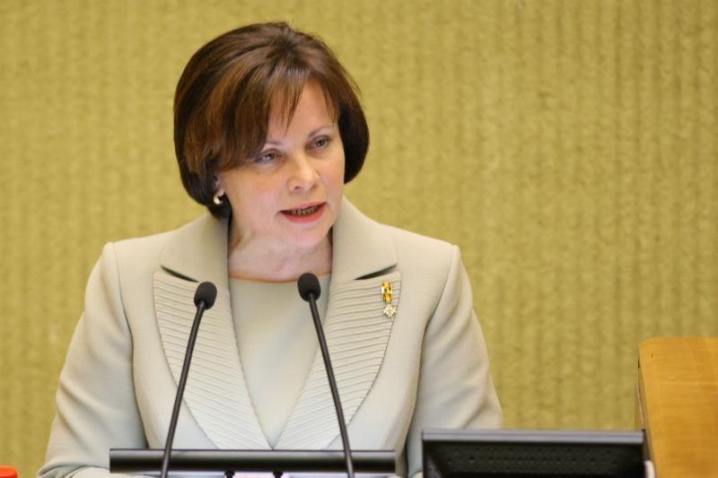 Ministrė: yra suinteresuotų, kad padėtis Kalnų Karabache nesikeistų