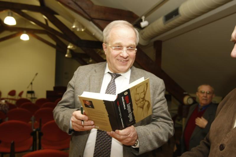 Klaipėdos politikas pristatė šokiruojantį romaną