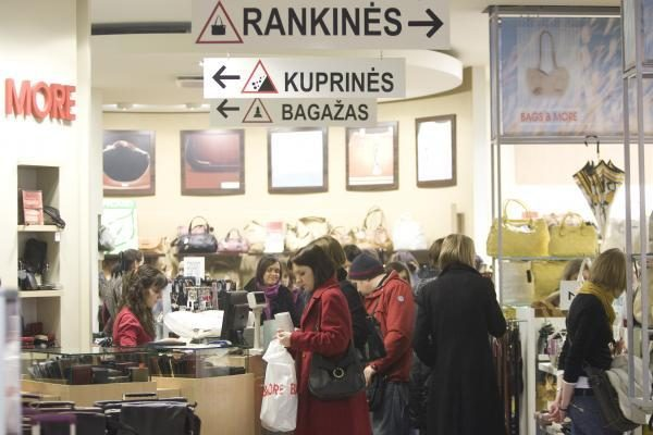 """Kultūringas naktinis apsipirkimas """"Europoje"""""""