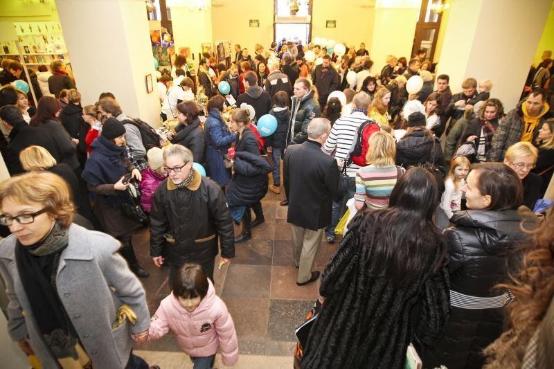 Kalėdų dvasios pasisemti panoro šimtai žmonių