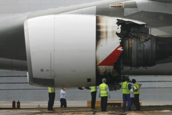 Maskvos Domodedovo oro uoste avariniu režimu tupiant lėktuvui, neišvengta aukų