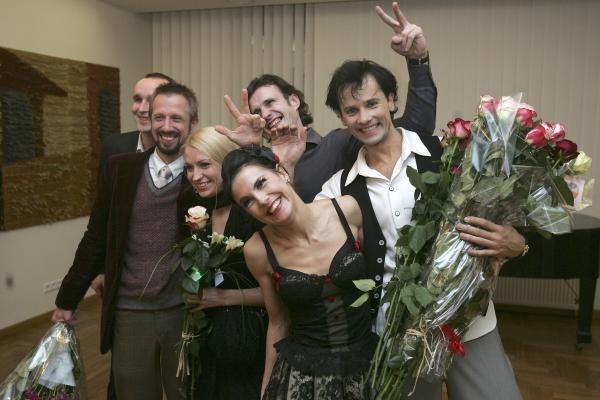 Kauno scenoje - N.Juška ir