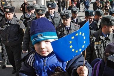 Stiprinant demokratiją Baltarusijoje, labai svarbus vaidmuo tenka universitetui Vilniuje