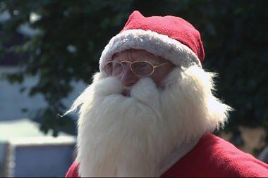 Kalėdų Senelio įvaizdžio konkursas – be nugalėtojo