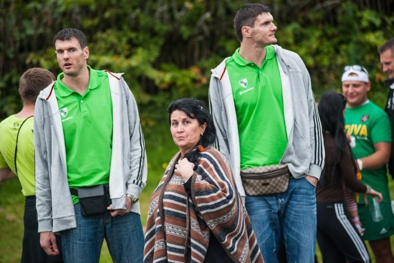 Lietuvos žmonių partija surengė pirmąjį sąskrydį