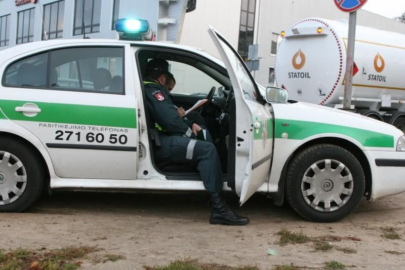 Vilniuje vilkikas pėsčiųjų perėjoje kliudė mergaitę