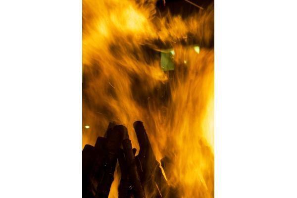 Sausio 13-oji: žmonių, ugnies ir arbatos šiluma