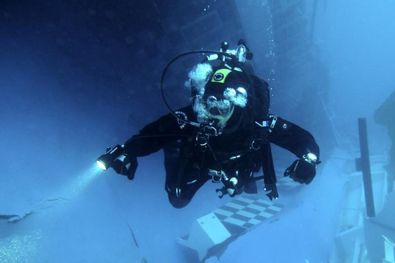 """""""Costa Concordia"""" esą plaukusi vengrė mirė prieš 3 metus"""