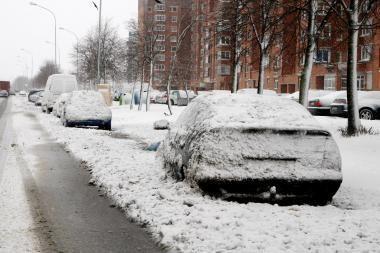 Klaipėdos oras - užterštas