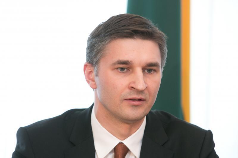 J. Neverovičius tikisi, kad EK nutrauks tyrimą prieš Lietuvą