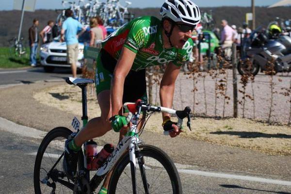 G.Bagdonas - daugiadienių dviratininkų lenktynių Airijoje nugalėtojas