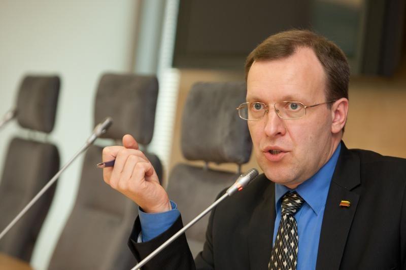 Taryba spręs dėl N.Puteikio, R.Kupčinsko vietos partijos sąraše
