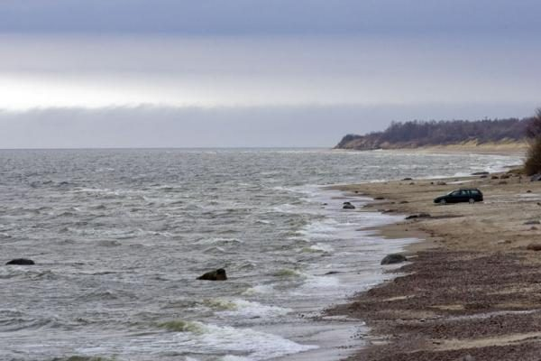 Negyvoji jūra kadaise buvo beveik išdžiūvusi