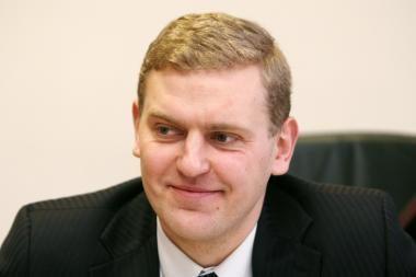 Darbą pradeda naujas Klaipėdos apygardos prokuratūros vadovas