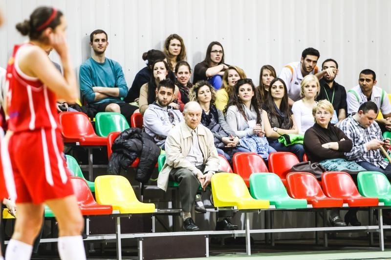 "Mažajame finale – antroji Klaipėdos ""Fortūnos"" pergalė"