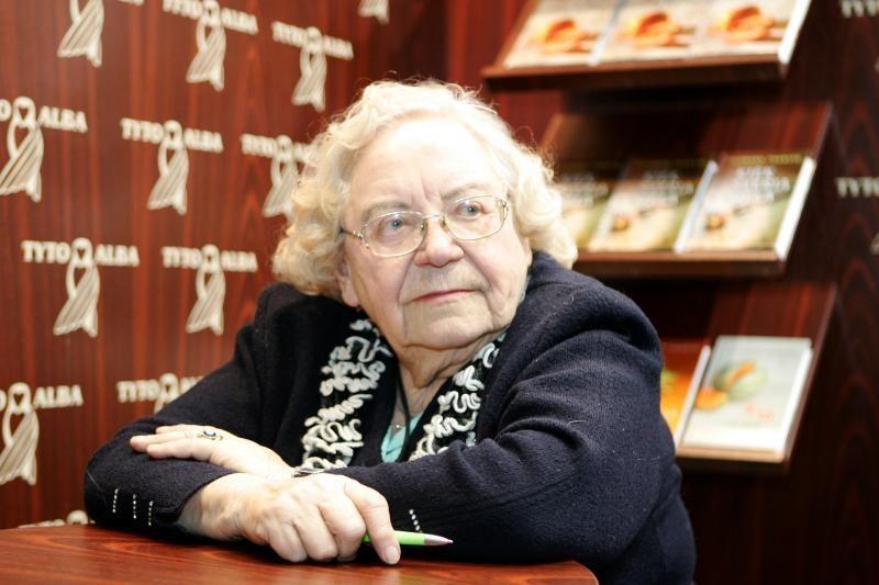Netektis: mirė gydytoja ir rašytoja F. Taunytė