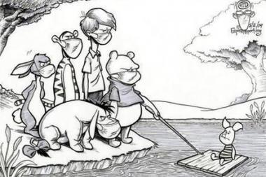 K.Grinius: kiaulių gripą sukūrė farmacininkų kartelis?