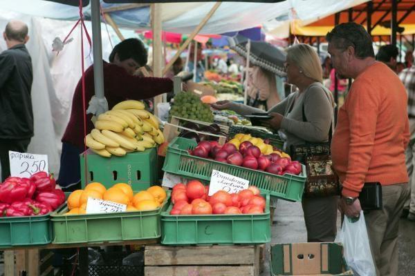 Mažmeninė prekyba per mėnesį - paaugo 4,5 proc.