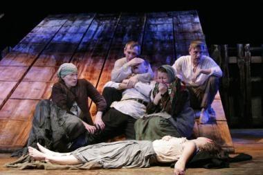 Pirmą kartą Lietuvoje - geriausi Rusijos spektakliai