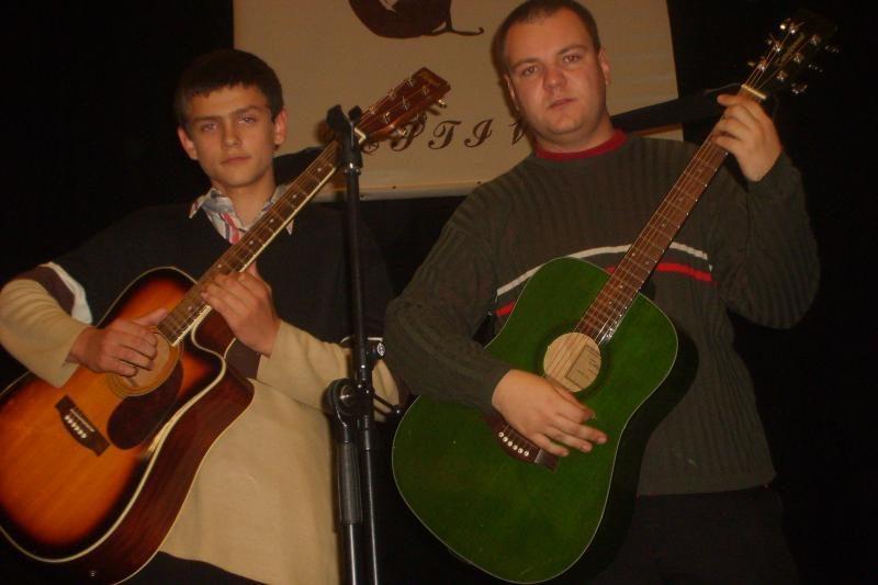 Klaipėdiečiai triumfavo rusų autorinės dainos festivalyje Vilniuje