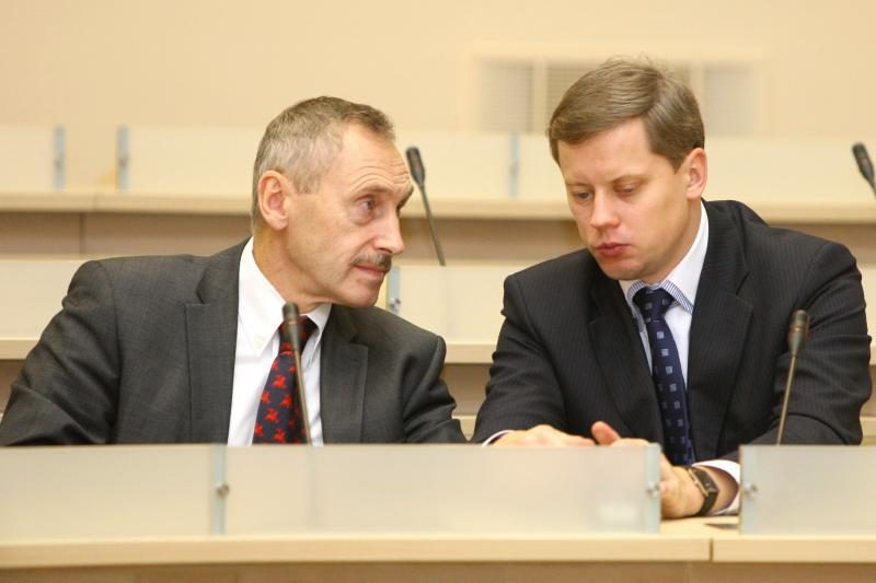 A.Sekmokas: elektros tarifo dalį VAE statybai lems ir diskusijos