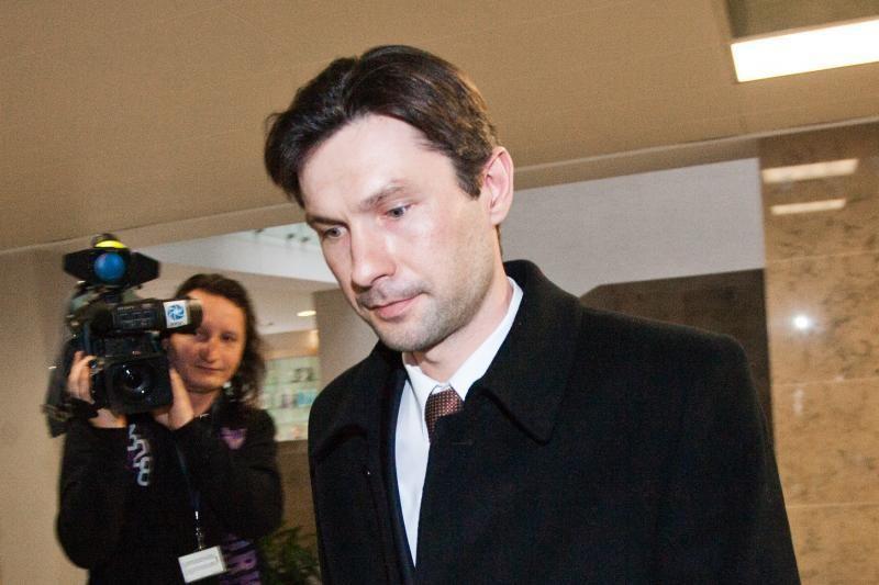 Generalinio prokuroro pavaduotojas D.Raulušaitis pažeidė įstatymą