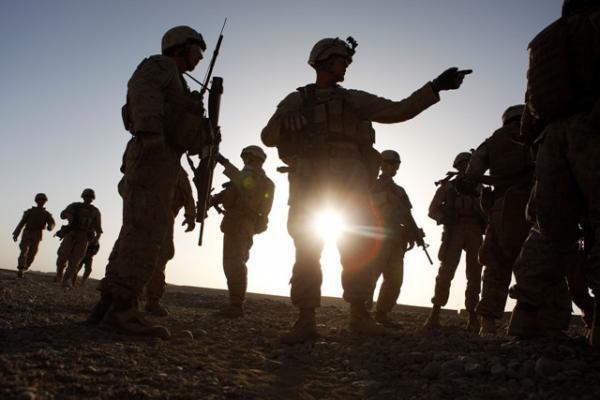 Afganistano karys tikriausiai nužudė du NATO karius