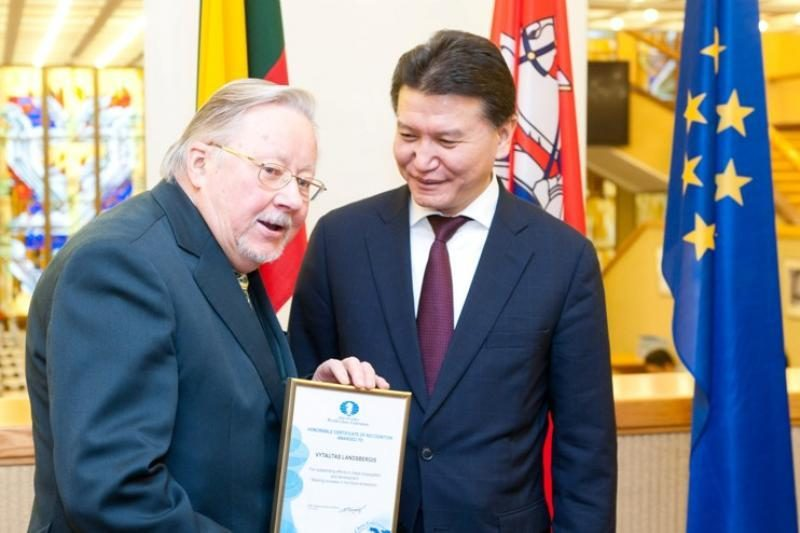 Lietuvos mokyklose norima įvesti šachmatų programą
